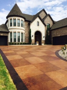 McKinney Decorative Concrete