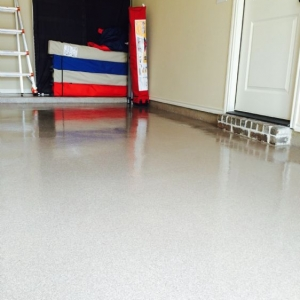 Epoxy Quartz floor