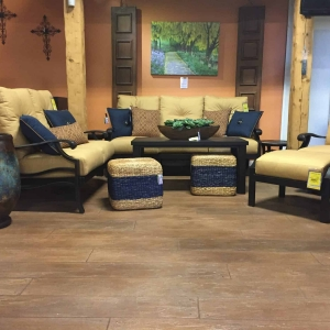 Tuscan Finish at Sunnyland Furniture