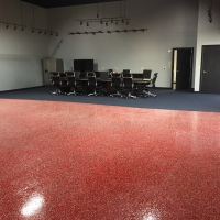 Epoxy Flooring at Fontaine Modification