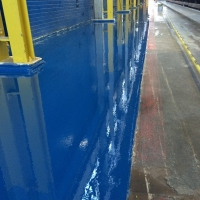 Safety Blue Epoxy