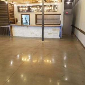 Polished Concrete Frisco TX