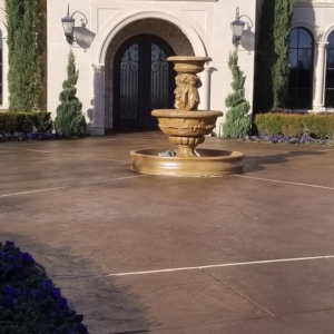 after image residential driveway stain rehab