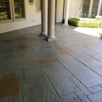 stain rehab results residential patio