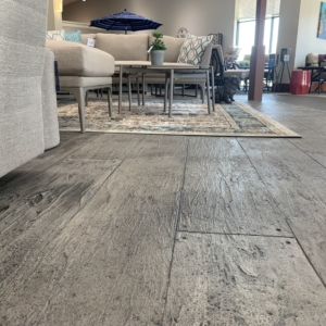 tuscan flooring used on commercial entryway
