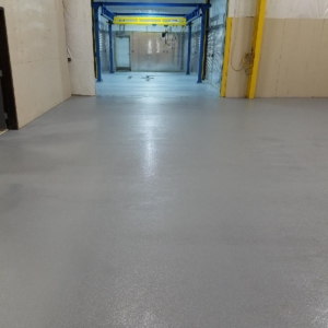 urethane coatings over pharmaceutical floors